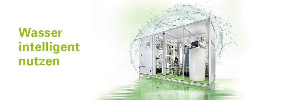 Sehr VE-Wasser - EnviroFALK Prozesswasser GmbH ZF58