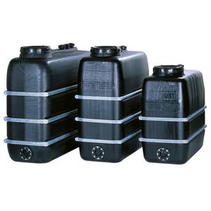 Rectangular tank, 1100-4000 litres - EnviroFALK